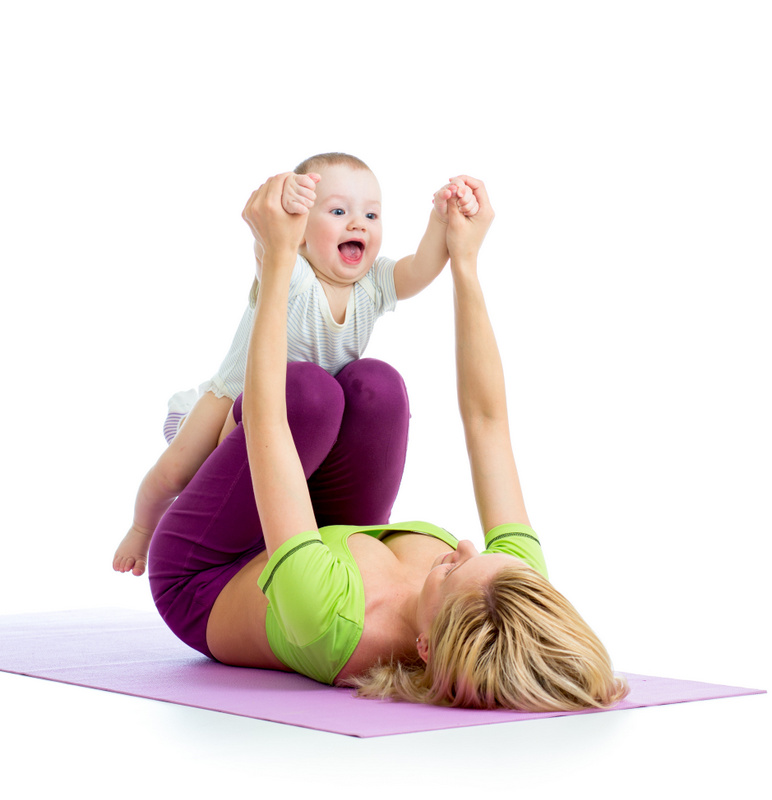 pilates per mamme